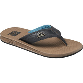 Reef Phantoms Flip-flopit Miehet, brown/black/blue